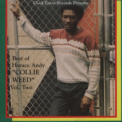 Horace Andy - Best Of Horace Andy Volume 2: Collie Weed