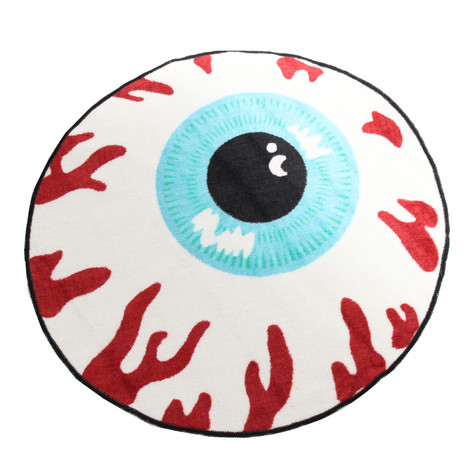 Mishka - Keep Watch Floor Mat