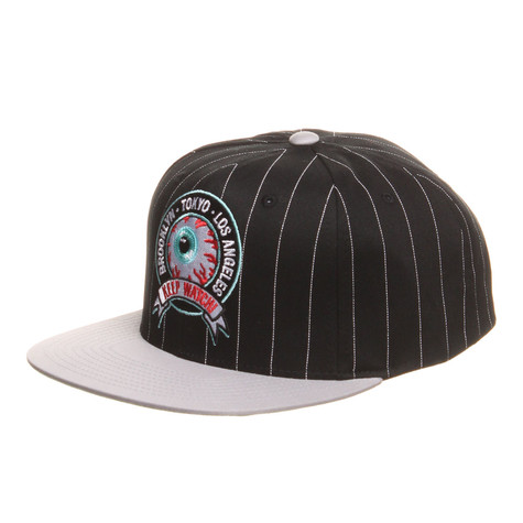 Mishka - Keep Watch Crest Starter Snapback Cap