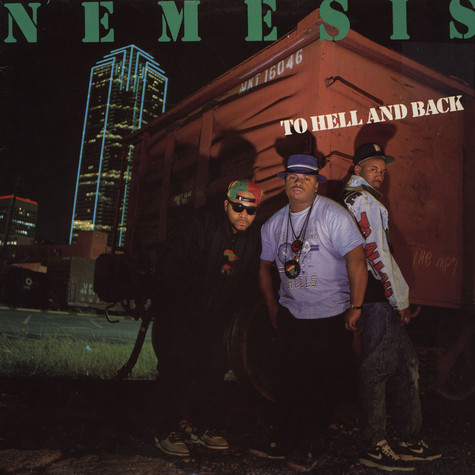 Nemesis - To hell & back