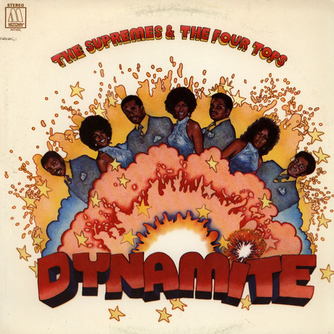 Supremes, The & Four Tops - Dynamite