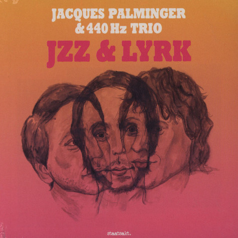 Jacques Palminger & 440Hz Trio - Jzz & Lyrk