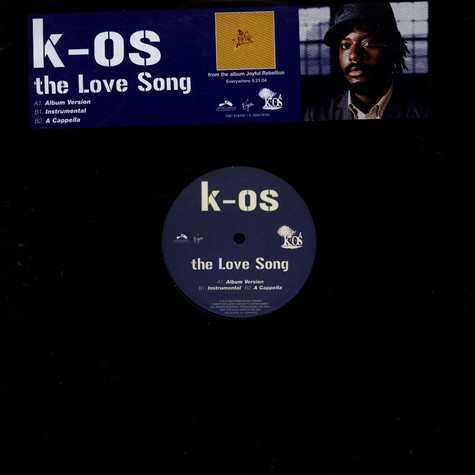 K-OS - The Love Song