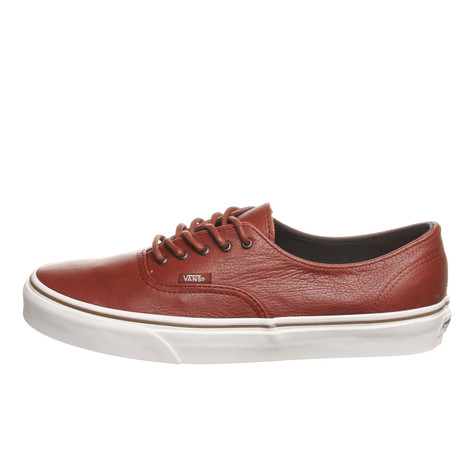Vans - Authentic Decon CA Nature Leather