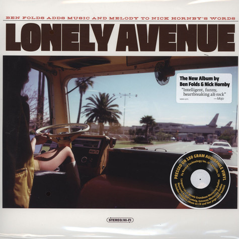 Ben Folds / Nick Hornsby - Lonely Avenue