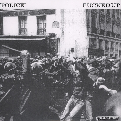 Fucked Up - Police