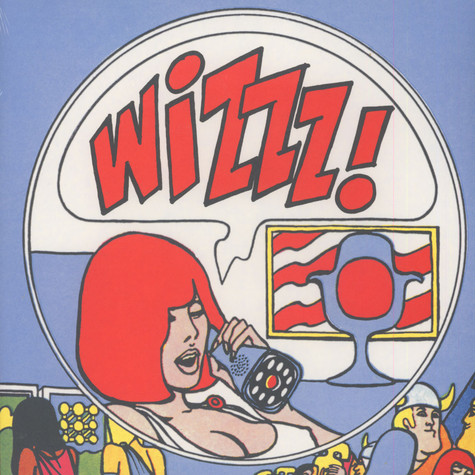 V.A. - WIZZZ French Psychorama 1966-1970 Volume 1