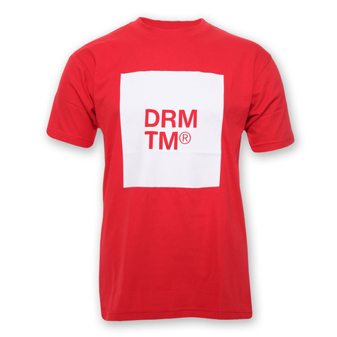 DRMTM - Box Logo T-Shirt