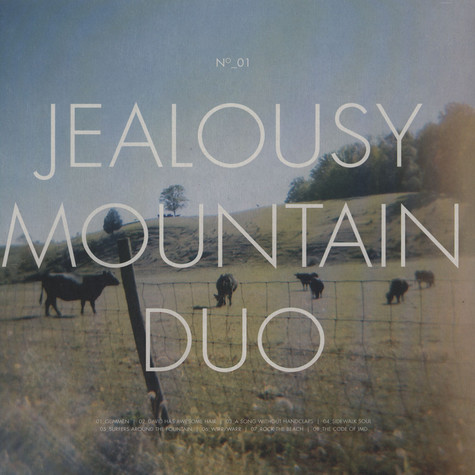 Jealousy Mountain Duo - No. 1