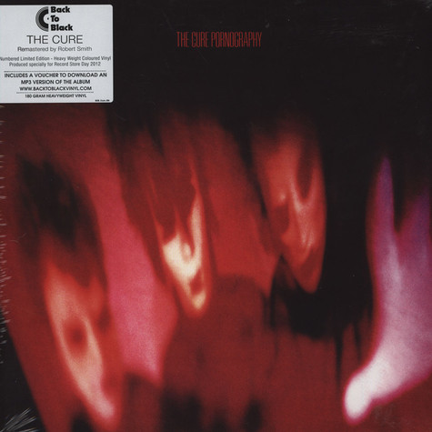Cure, The - Pornography