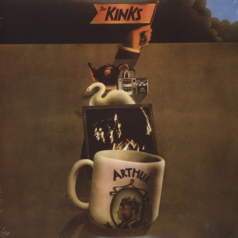 Kinks, The - Arthur