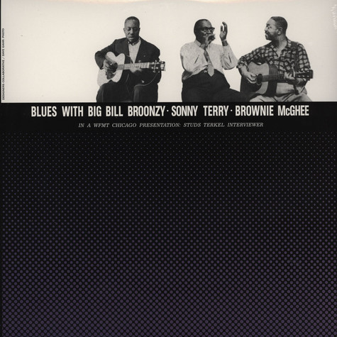 V.A. - Blues With Big Bill Broonzy, Sonny Terry, Brownie Mcghee