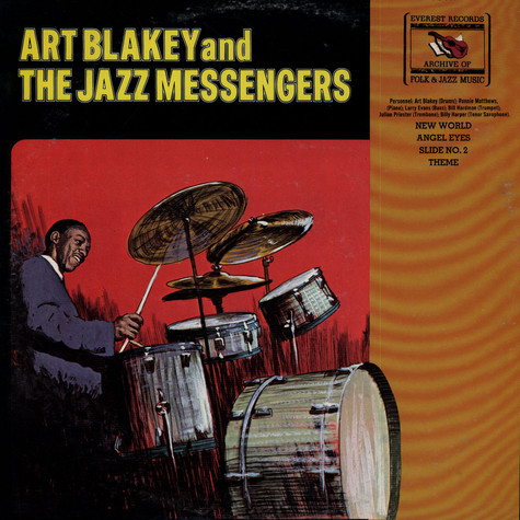Art Blakey & The Jazz Messengers - Live!