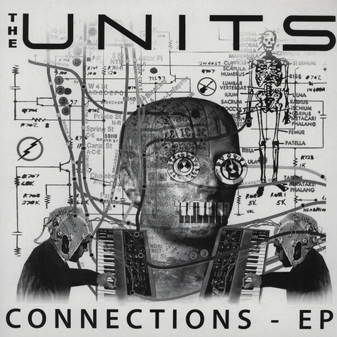 Units, The - Connections EP
