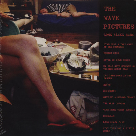 Wave Pictures, The - Long Black Cars
