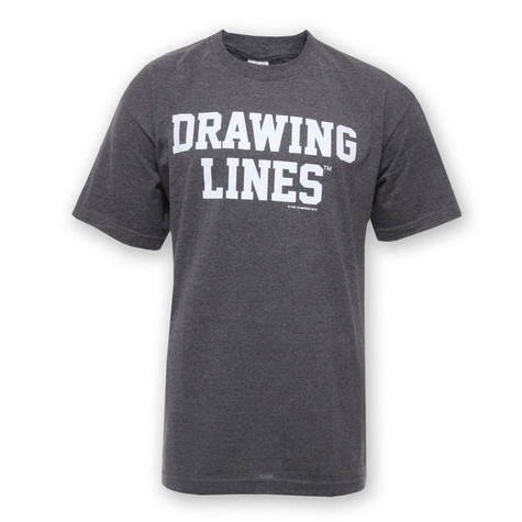 The Hundreds - Drawing Lines T-Shirt