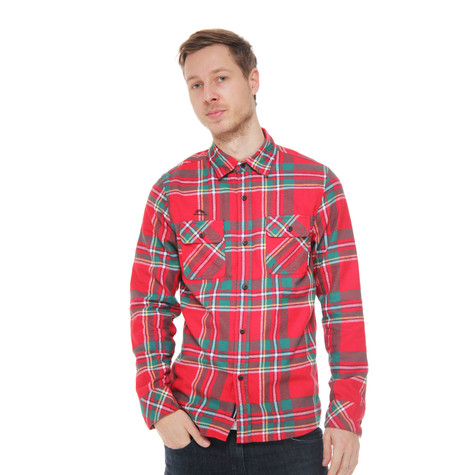 The Hundreds - Earth Flannel Shirt
