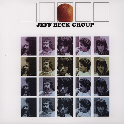 Jeff Beck Group - Jeff Beck Group - The Orange Album)