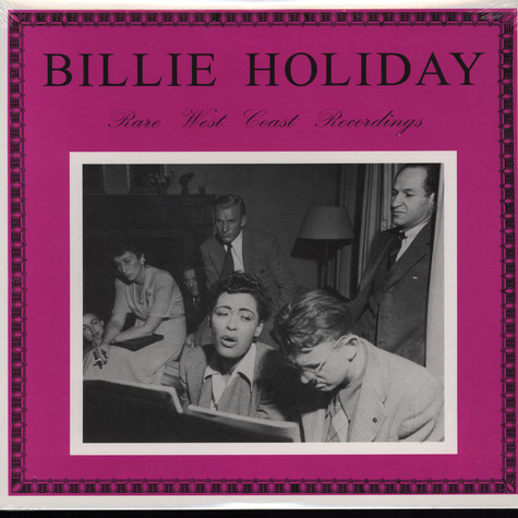 Billie Holiday - Rare West Coast Recordings