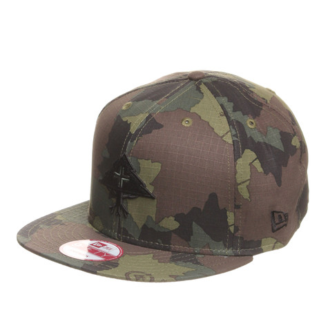 LRG - Camo Tree New Era Snapback Hat