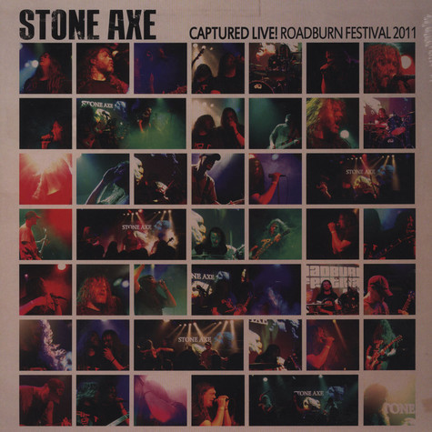 Stone Axe - Captured Live Roadburn Festival 2011