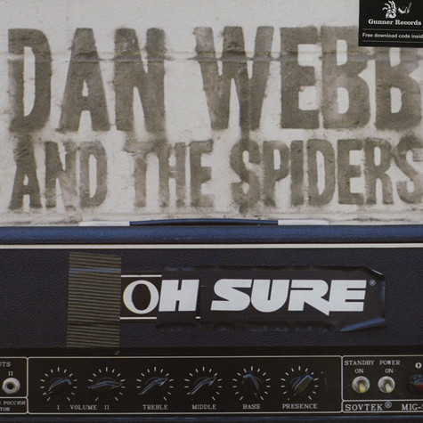 Dan Webb And The Spiders - Oh Sure
