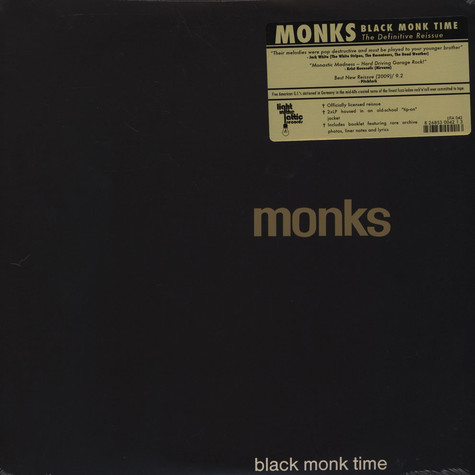 Monks - Black Monk Time