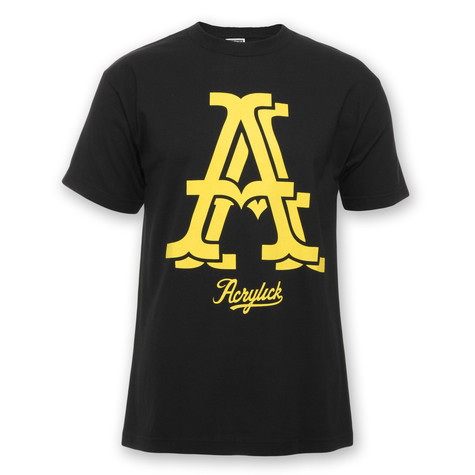 Acrylick - First Letters T-Shirt