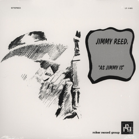 Jimmy Reed - As Jimmy Is