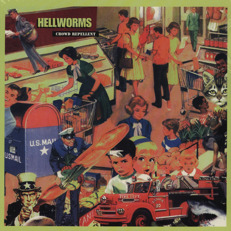 Hellworms - Crowd Repellent
