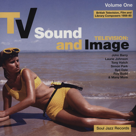 V.A. - TV Sound And Image - British Television, Film And Library Composers 1955-78 LP 1