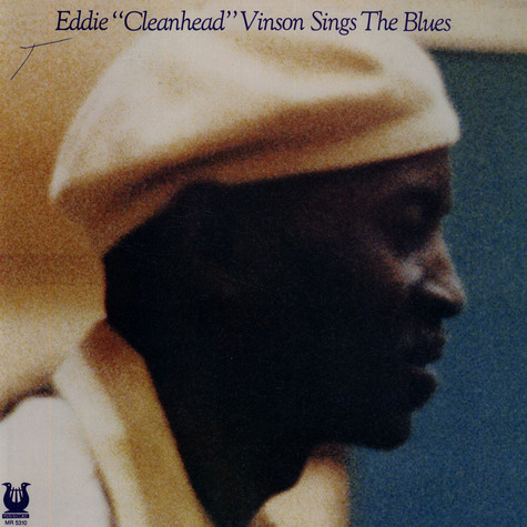 """Eddie """"Cleanhead"""" Vinson - Eddie """"Cleanhead"""" Vinson Sings The Blues"""
