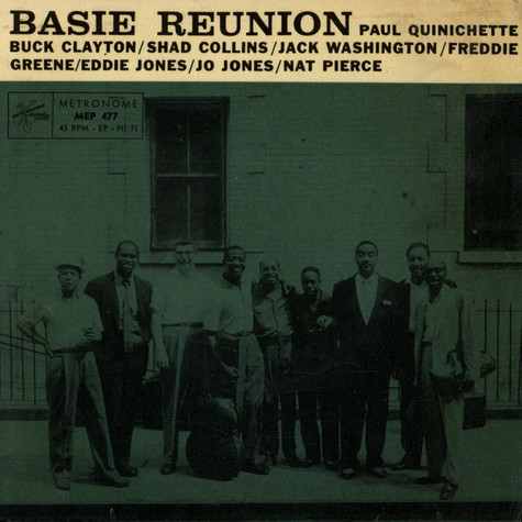 Basie Reunion - Blues I Like To Hear / Love Jumped Out