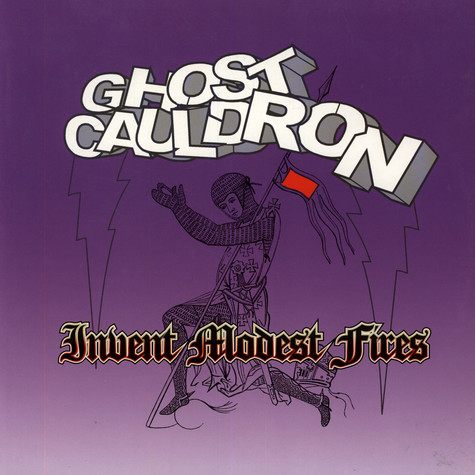 Ghost Cauldron - Invent modest fires