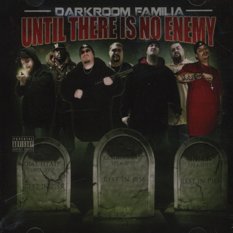 Darkroom Familia - Until There Is No Enemy