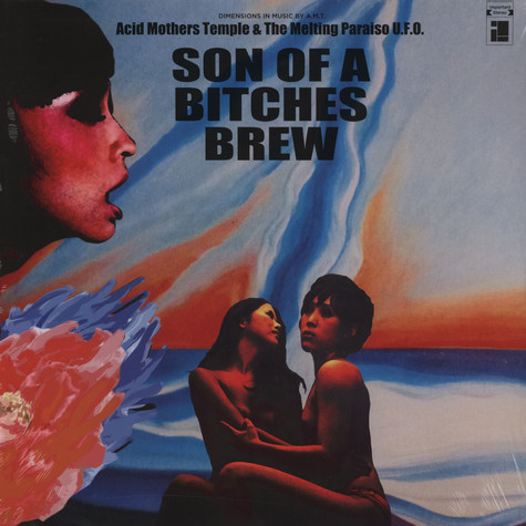 Acid Mothers Temple & Melting Paraiso Ufo - Son Of A Bitches Brew