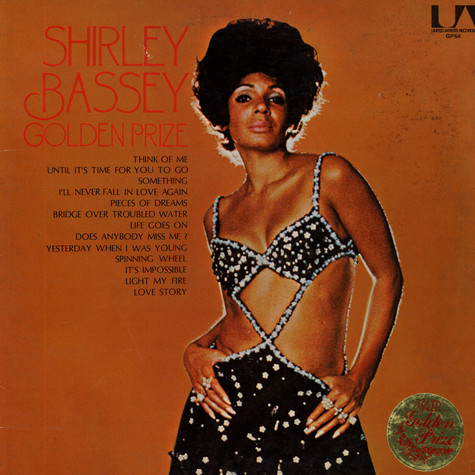 Shirley Bassey - Golden Prie