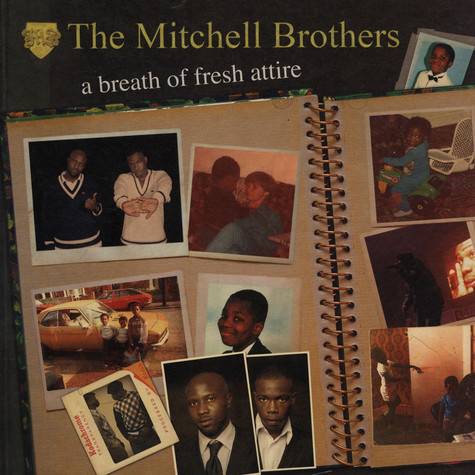 Mitchell Brothers, The - A Breath Of Fresh Attire