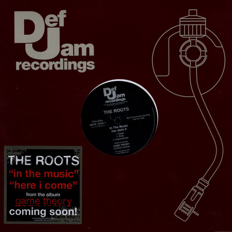 Roots, The - In the music feat. Malik B.