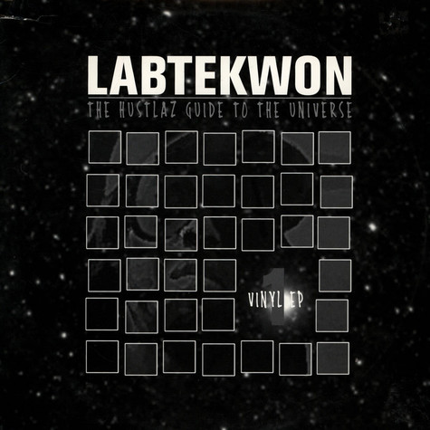 Labtekwon - The Hustlaz Guide To The Universe