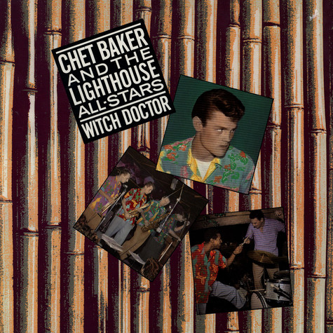 Chet Baker And The Lighthouse All-Stars - Witch Doctor