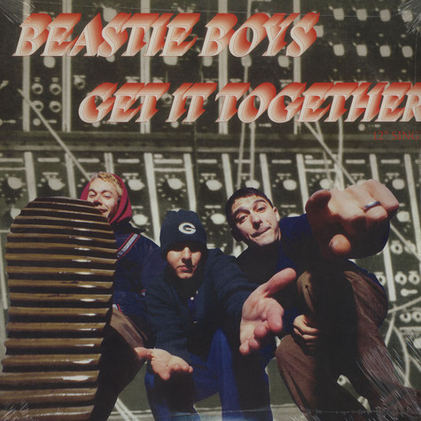 Beastie Boys - Get It Together