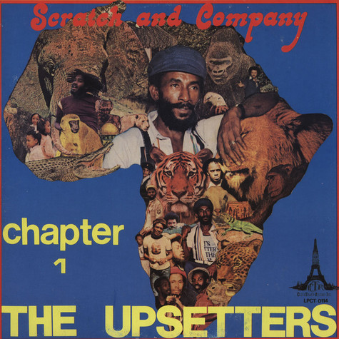 Lee Scratch Perry - The Upsetters Chapter 1