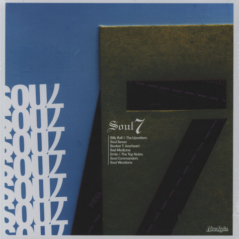 Now Again presents - Soul 7