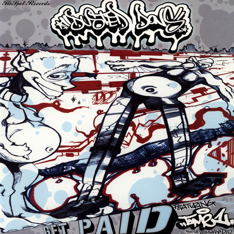Dusted Dons featuring Tame One and DJ Porno - Get Paid