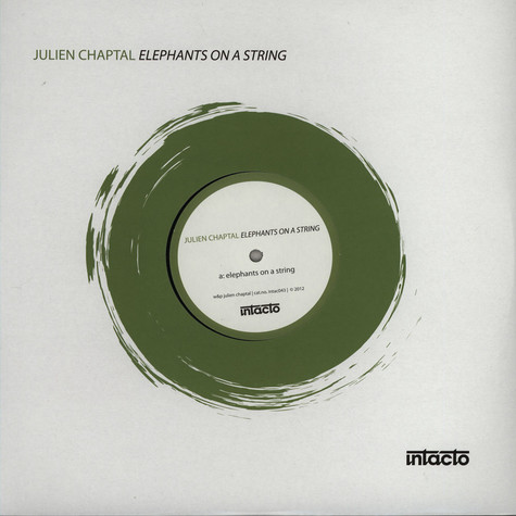 Julien Chaptal - Elephants On A String