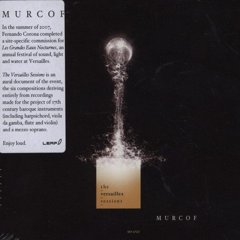 Murcof - The Versailles Sessions