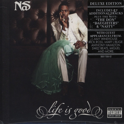 Nas - Life Is Good Deluxe