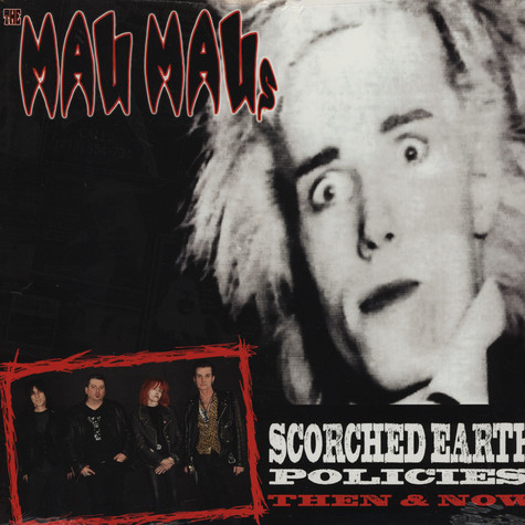 Mau Mau´s, The - Scorched Earth Policies: Then & Now