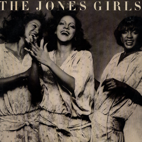 Jones Girls, The - The Jones Girls